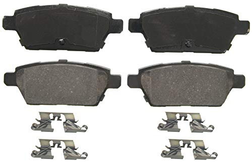 Wagner QuickStop ZD1161 Ceramic Disc Brake Pad Set