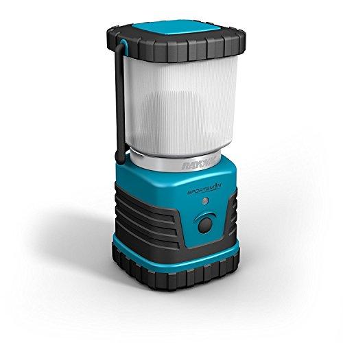 Rayovac SE3DLNBL Sportsman 240 Lumen 3D LED Lantern, Blue