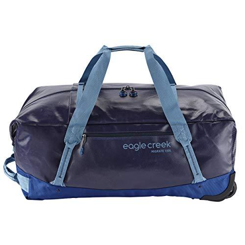 Eagle Creek Migrate Wheeled Duffel 130l Bag, Arctic Blue, One Size