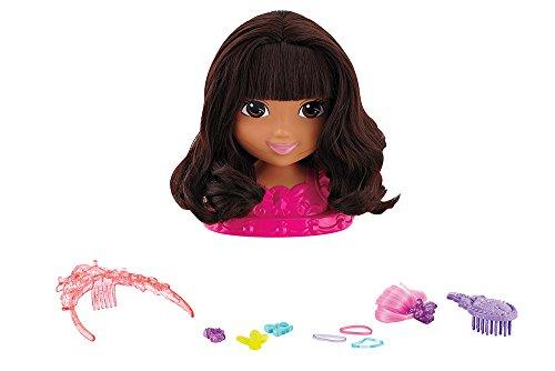 Fisher-Price Nickelodeon Dora & Friends, Ballerina Dora Styling Head