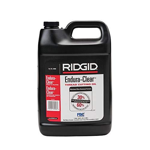 Ridgid 1 Gallon Endura-Clear Endura-Clear Thread Cutting Oil, 1-Gallon