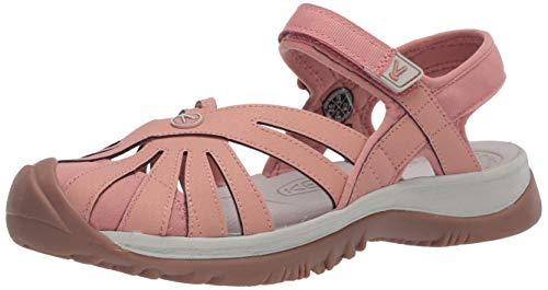 KEEN Women's Rose Sandal, Pink, 8