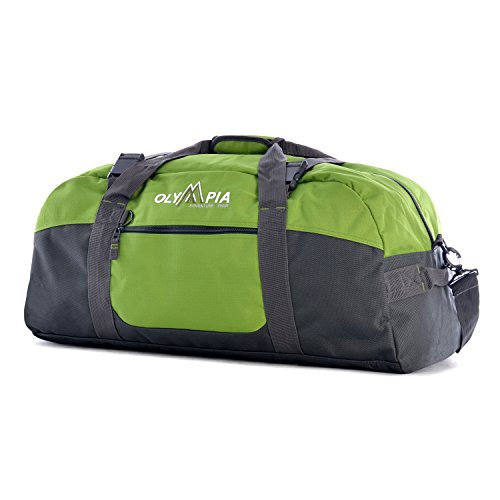 Olympia Sports Duffel Bag, Green, 36 Inch