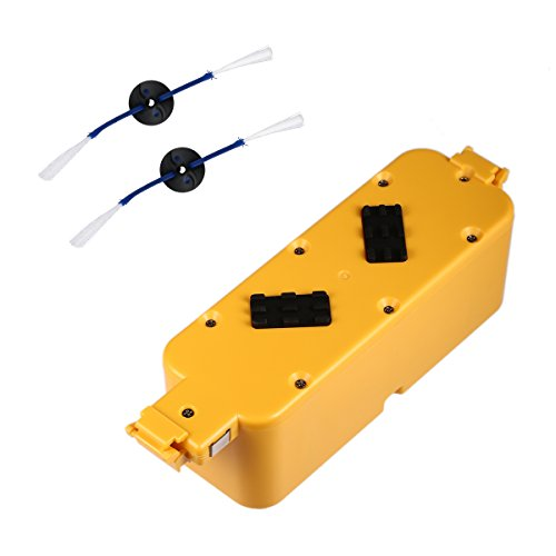 Powerextra 14.4v 3800mAh Battery Compatible with Irobot Roomba 400 405 410 415 416 418 4000 4100 4105 4110 4130 4150 4170 4188 4210 4200 4220 4225 4230 4232 4260 4296 Dirt Dog Discover Scheduler