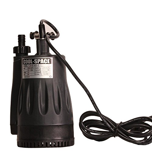 Cool-Space CS-E163-2 Automatic Shut-Off Pump for Cool-Space evaporative Coolers