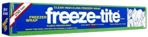 Freeze-Tite Premium Plastic Freezer Wrap-15' x 250 ft. by Freeze-Tite