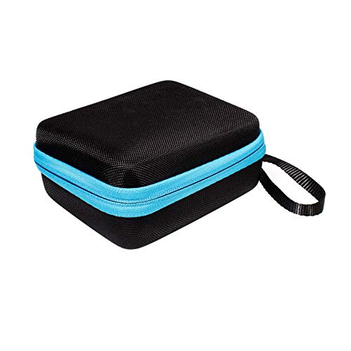 CaseSack Speed Radar Case, Compact Strong case Protecting The Speed Radar from Shock, Shake, Scratch and Drop, Featured Matching Blue Zip
