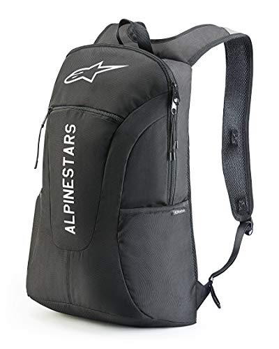 ALPINESTARS GFX BACKPACK, black White, One Size