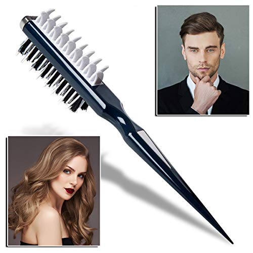 OUTERDO Hair Comb,Hair Styling Comb,Instant Hair Volumizer Portable Hair Styling Comb Multifuncional Combing Brush,Hair Styling Tool Suitable for All Hair Types Instant Volumizing Hair Women Men