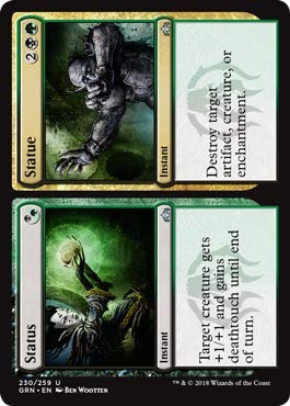 Magic The Gathering - Status // Statue (230/259) - Guilds of Ravnica