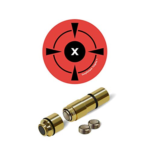 Dry fire 380 ACP Cartridge Laser Ammo Interactive Multi Training System (i-MTTS) Compatible