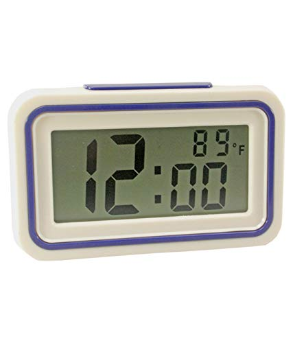 Talking Digital Alarm Clock and TemperatureGreat for the Blind/Low Vision