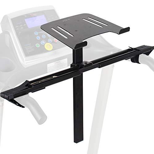 VIVO Universal Laptop Treadmill Desk, Adjustable Ergonomic Notebook Mount Stand for Treadmills Stand-TDML1