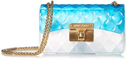 Betsey Johnson Betsey Resort So Jelly Bag, Blue Multi