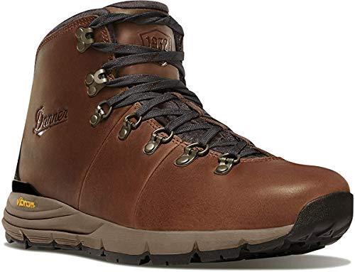 Danner Men's Mountain 600 Hiking Boot, Rich Brown - Full Grain, 12 D US