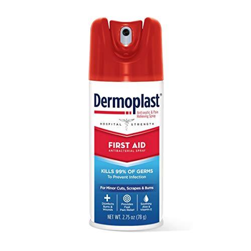 DERMOPLAST First AID 2.75OZ Spray (Pack of 2)