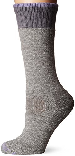 Carhartt Women's Extremes Cold Weather Boot Socks, Heather Grey, Shoe Size: 5.5-11.5