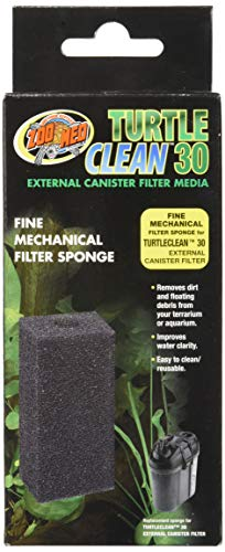 Zoo Med Turtle Clean 30 Fine Mechanical Filter Sponge (Formerly Turtle Clean 511)