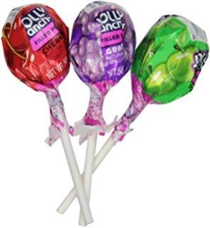 Jolly Rancher Lollipops 2 Pounds - Original Flavors Approximately 55 Lollipops