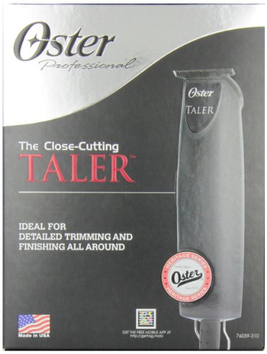 Oster 76059-310 Taler Professional Hair Trimmer
