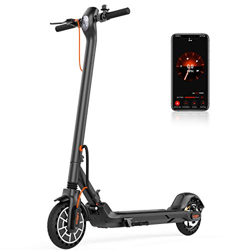 Hiboy Electric Scooter, MAX Electric Scooter for Adults, 350W Motor & 19 MPH, 36V/7.5AH Battery Up to 17 Miles Range, UL Certified Adult Electric Scooter for Commute