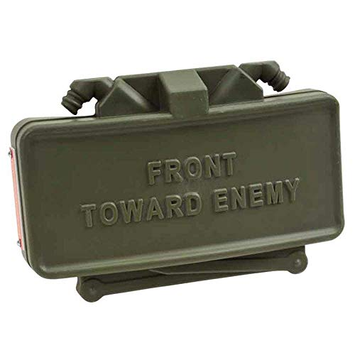 Replica OD Green Claymore Hitch Cover for 2 inch receivers
