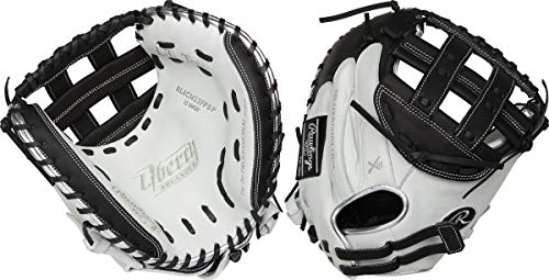 Rawlings Liberty Advanced Color 33' Fastpitch Catcher's Mitt