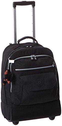 Kipling Luggage Sanaa Wheeled Backpack, Black, One Size