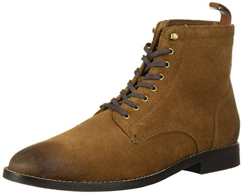 Cole Haan Men's FEATHERCRAFT Grand Boot Fashion, Dogwood Suede, 9.5 M US