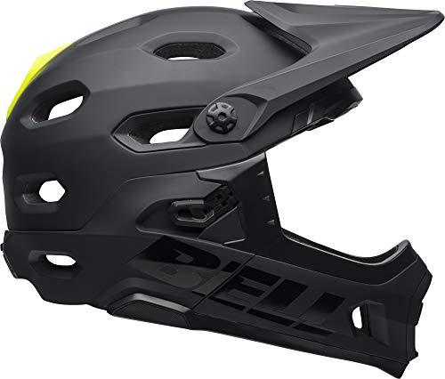 Bell Super DH MIPS Adult Bike Helmet - Matte/Gloss Black - Medium (55-59 cm)