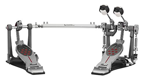 Pearl P2052C Eliminator Double Bass Drum Pedal-Chain Drive