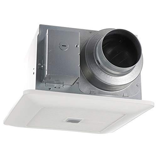 Panasonic FV-0511VQC1 WhisperSense DC Ventilation Fan, 50-80-110 CFM