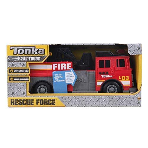 Tonka Rescue Force fire Truck L03 - New in Original Packaging