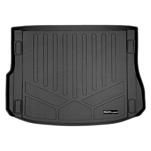 MAXLINER Custom Fit Cargo Liner Floor Mat Black for 2012-2019 Range Rover Evoque 5-Door Models (No Coupe or Convertible)