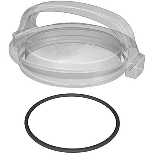 Hayward SPX1500D2A Strainer Cover with O-ring Replacement for Select Hayward Pumps and Filters