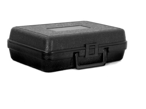 Cases By Source B1173 Blow Molded Empty Carry Case, 11 x 7 x 3.5, Interior