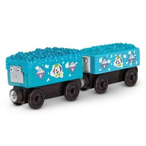 Thomas Wooden Bubble Troublesome Trucks Railway Train Rare Offering