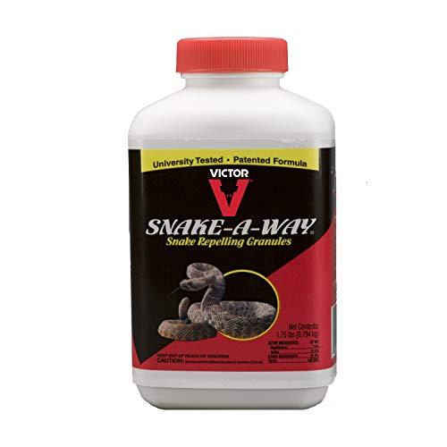 Victor VP363 Way Snake Repelling Granules – 1.75 LB,White