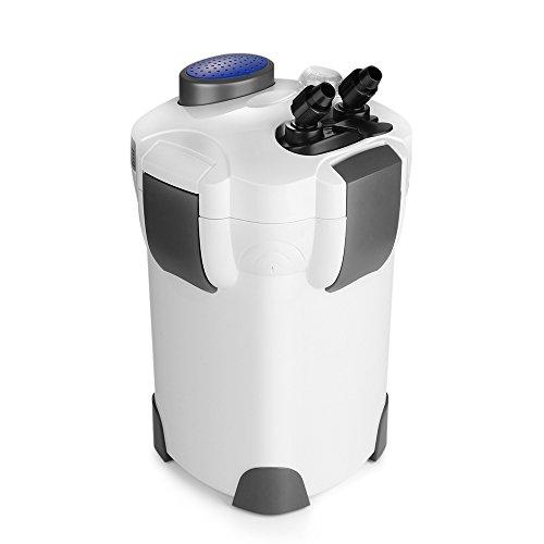 SUNSUN HW-303B Canister Filter with 9-watt UV Sterilizer