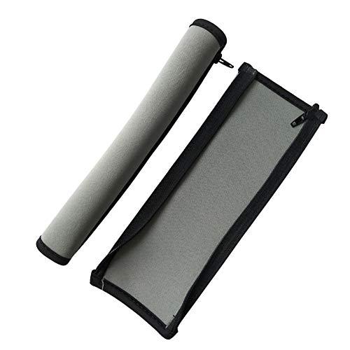 LHIABNN Headband Cover Replacement Head Beam Protector Sleeve Compatible with Sony MDR-1R 1RBT 1A 1ABT 1ADAC 1ABP 1AM2 / ATH-MSR7 ATH-MSR7SE ATH-MSR7NC ATH-DSR7BT ATH-DSR9BT ATH-M70x ATH-M50x (Grey)