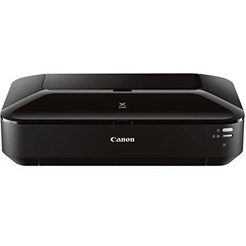 """Canon Pixma iX6820 Wireless Business Printer with AirPrint and Cloud Compatible, Black, 23.0"""" (W) x 12.3"""" (D) x 6.3"""" (H)"""