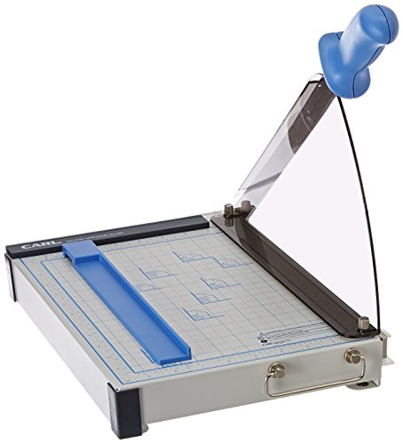 Carl Guillotine Paper Trimmer, 18-Inch, Ivory
