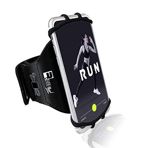 Revere Sport Universal Samsung Armband (Samsung Galaxy S20/S10/S9/S8/A/J/Plus/Note). Running Phone Holder