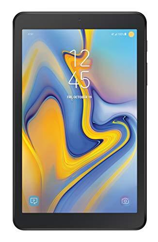 Samsung Galaxy Tab A 8.0', 32GB, Black (LTE AT&T & WIFI) - SM-T387AZKAATT