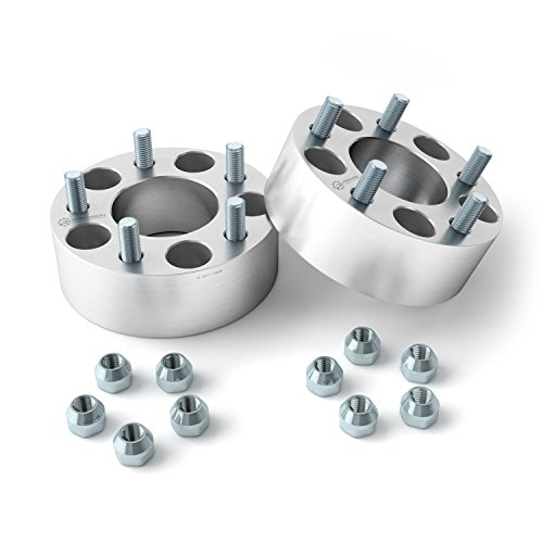 1.5 inch Hubcentric 5x4.5 to 5x4.5 Wheel Spacers No Lip (70.5mm Bore, 1/2x20 Studs) Compatible with Ford Lincoln Mustang Edge Crown Vic Ranger Explorer Sport Trac Town Car - Silver 5x114.3 38mm 2pcs