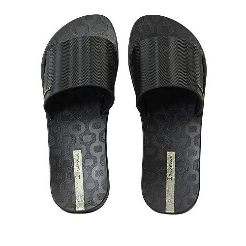 Ipanema Way Slide Womens Sandals Black