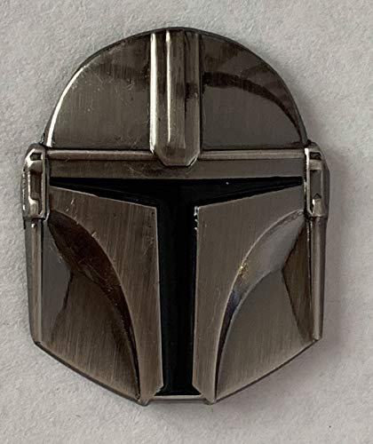 Star Wars Pin - The Mandalorian - Helmet Pin - Officially Licensed Lucasfilm Pin