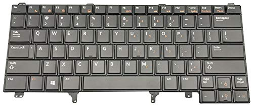 New Laptop Keyboard Backlit for Dell Latitude E5420 E5430 E6220 E6320 E6330 E6420 E6430 E6440 Series CN-024P9J 024P9J 24P9J PK130LY1G00 NSK-DVCBC
