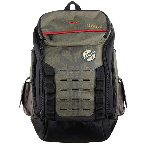 Star Wars Boba Fett Tech Bag Backpack