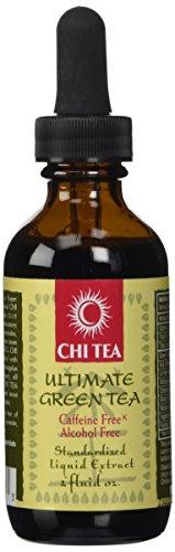 CHI TEA Chi Tea Ultimate Green Tea Liquid Extract 2 OZ